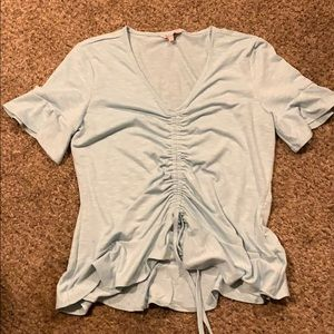 New without tags Juicy Couture Light Blue Top